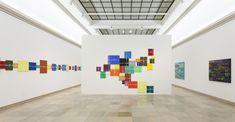 If The Color Changes, 2012-2013 Whitechapel Gallery, Haus der Kunst, Serralves : Mel Bochner