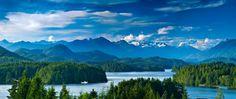 Vancouver Island Motorhome Holiday - a family treasure trove