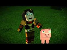 Minecraft: Story Mode A Block and a Hard Place Finale Launch Trailer Ps4 Exclusive Games, Video Game Trailer, Ps4 Exclusives, Latest Video Games, Ps3, Legos, Minecraft, Usb Flash Drive, Product Launch