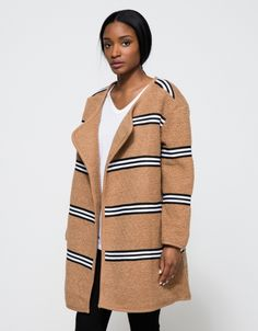These 10 Patterned Coats Will Make You Forget All About Plaid