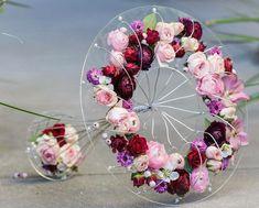 Floral Bouquets, Wedding Bouquets, Wedding Flowers, Floral Wreath, Beautiful Flower Arrangements, Floral Arrangements, Beautiful Flowers, Paper Flowers Diy, Flower Crafts