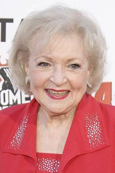 Betty White.. how can you not love her?
