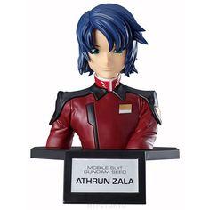 Gundam Seed Figure-rise Bust Plastic Model : Athrun Zala