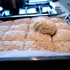 Ukemeny for uke 1 Baking Recipes, Cake Recipes, Norwegian Food, Bread And Pastries, No Bake Desserts, Bread Baking, Food For Thought, Scones, Baked Goods