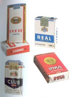 DDR cigarettes