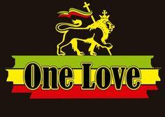 Rastafari. One love.