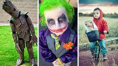 Děti zbožňují karnevaly, na které se můžou převléct za nějakého hrdinu z filmu či komiksu. Když navíc ruku k dílu přidají i nápadití rodiče, vznikají úžasné kostýmy, ze kterých si všichni sednou na zadek. Inspirujte se i vy.