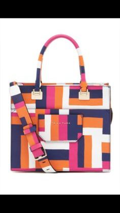 a8eba36ccb Trina Turk Brit Geo Resort Bag. Latest Fashion Design