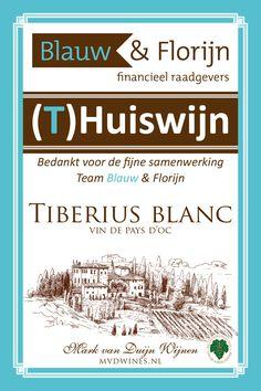 Private label/Mark van Duijn Wijnen. # Design