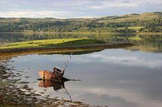 Loch Etive , Glencoe