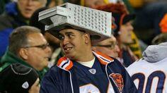 Bears against Packers