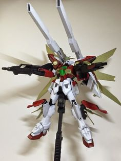 "Custom Build: 1/144 Wing Gundam Zero Plus Double X ""Model Number 0099"" - Gundam Kits Collection News and Reviews"