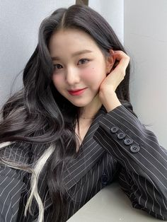IZ*ONE-Wonyoung official update Beautiful Young Lady, Most Beautiful, Jang Wooyoung, Secret Song, Woo Young, Blackpink Fashion, Japanese Girl Group, Famous Girls, Only Girl