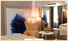 Le Royal Monceau Paris   Design  by Philippe Starck