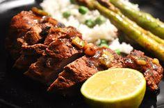 A vida de Nessy: Lombinho de porco em marinada asiática by Coisas e Coisinhas