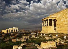 Athens. Acropolis - Photo by Iosef Lemoniadis