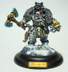 1234512345123451234512345    I'm still testing Pinterest and RSS feeds this model was painted by one of the people who hangs out on Bolter & Chainsword forum. There is a whole thread of commanders, this is a converted Games Workshop Spacewolf Terminator Lord or something like that...