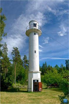 Pasleparear range light, Estonia