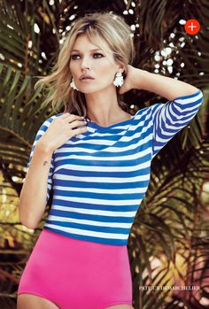 (Prepfection) I just heard someone say they hate stripes. What. what. what are they thinking. This look is swaaank!