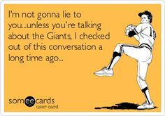 .Unless you're talking about the Giants, I checked out of this convo long time ago