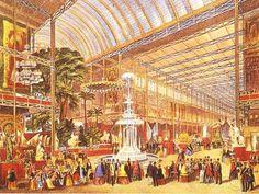Crystal Palace, 1851.
