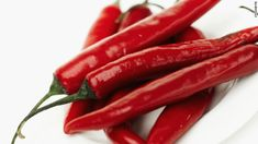 Research shows that for some, the heat can be an appetite suppressant for unhealthy foods.