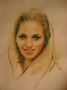 Pretty lady portrait