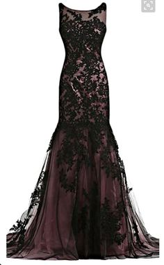 stunning lace gown, rose under