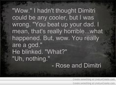 vampire academy quotes | Rose and Dimitri | Quotes From Novels, Book Quotes, Vampire Academy Books, Book Fandoms, First They Came, Book Nerd, Academia, Book Series, Book Worms