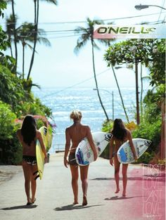 Ahh this is my two girlfriends and i (well it will be us!), when we visit Escape Haven in Bali in July (a surf/yoga retreat). Image from Surf Haven : Jimbaran Bay, Bali Visit my website for more details. The Beach, Summer Beach, Summer Vibes, Summer Days, Summer Feeling, Girl Beach, Beach Town, Beach Bum, Surf Girls