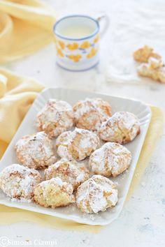 Italian Desserts, Mini Desserts, Italian Recipes, Gelato, Almond Paste Cookies, Tiramisu, Tastemade Recipes, Latest Recipe, Almond Recipes