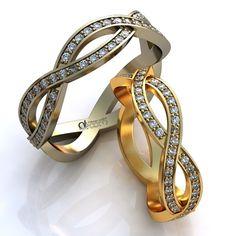 In curand, vom lansa o noua colectie de verighete - Dreams of Love! Wedding Rings, Free Wedding, 3d, Bracelets, Leather, Dreams, Jewellery, Model, Jewels