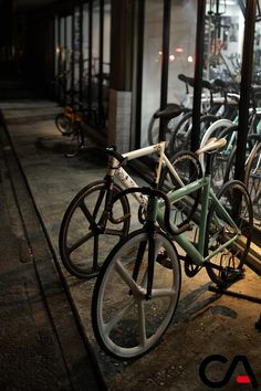 Leader 725 & 735 #fixie #cycle