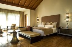 Goa Dreaming ... the Alila Suite at Alila Diwa Goa.
