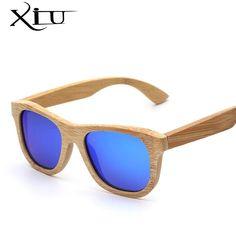 9649e8b3ca8 Classic Wood Sunglasses Men Design Polarized Sunglasses