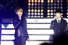 Always Awesome: [130214 ][PICT] ZE:A Minwoo [민우] @ K-POP CONCERT with POSEIDON