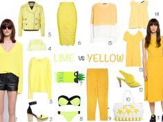 2.Galbenul este una dintre culorile verii! #galben #fashion #yellow Galbenul este una dintre culorile verii! #galben #fashion #yellow Tu ce alegi? Galben lime sau galben aprins?