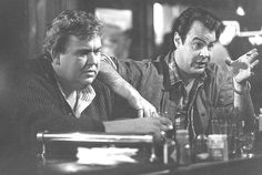 John Candy and Dan Ackroyd in The Great Outdoors