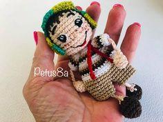 Vecindad del Chavo 8 - YouTube Crochet Baby, Free Crochet, Harry Potter Crochet, Crochet Amigurumi Free Patterns, Crochet Videos, Amigurumi Doll, Funny Kids, Cross Stitch, Dolls