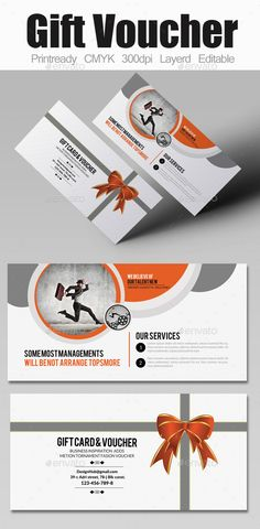 18k best best gift voucher templates images on pinterest in 2018 buy multi use business gift voucher by on graphicriver smartclear and clean creative business voucher template can used for all purpose corporate cheaphphosting Gallery