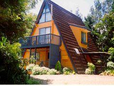 A frame house 15