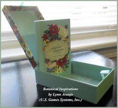 Tarot Notes: Review: Botanical Inspirations Deck & Book Set