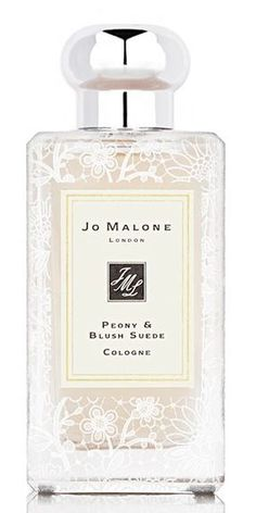 How To Find The Perfect Wedding Perfume - Jo Malone London Peony & Blush Suede, £85, A Flirtatious Scent From Jo Malone Combines Feminine Fruits And Florals With A Luxurious Suede Base Note