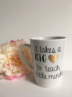 Teacher mug new teacher mug teacher gift gift for a new