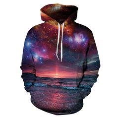 Ocean Galaxy Hoodie
