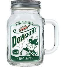 Dewshine Jar ~ really would love to have this Funny Vintage Ads, Vintage Humor, Vintage Stuff, Retro Vintage, Soda Brands, Pop Ads, Pepsi Cola, Mountain Dew, Dr Pepper