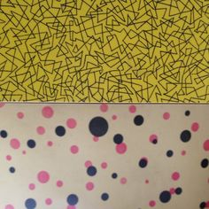 #formica If only I could still get this polka dot Formica! I love it!