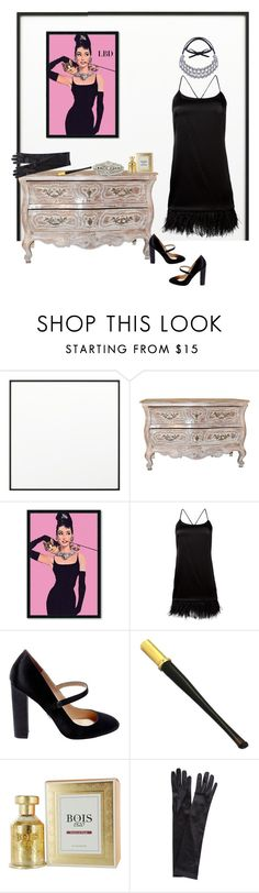 """""""Atta Girl"""" by bodykandycouture ❤ liked on Polyvore featuring By Lassen, Amanti Art, Gilda & Pearl, Betsey Johnson, Cartier, Bois, John Lewis, Ben-Amun and vintage"""