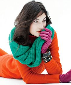 <3 10 Stunning Styling Secrets From J.Crew's Holiday Catalog