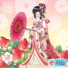 Color By Numbers, Japanese Art, Disney Characters, Fictional Characters, Aurora Sleeping Beauty, Disney Princess, Drawings, Anime, Beautiful